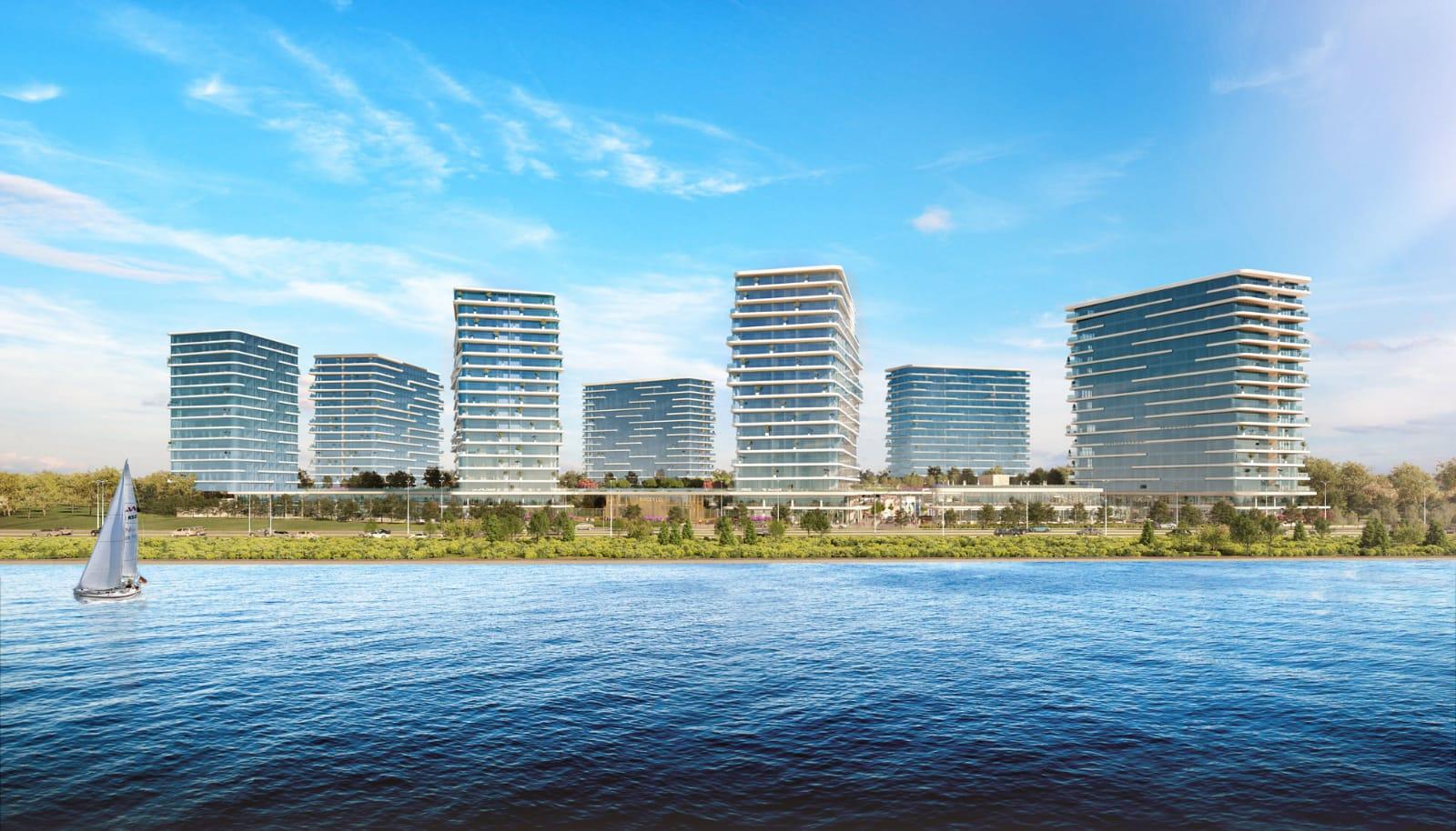 مشروع مميز للاستثمار في منطقة زيتون بورنو…..اسطنبول      ( كود المشروع     IC 30  )