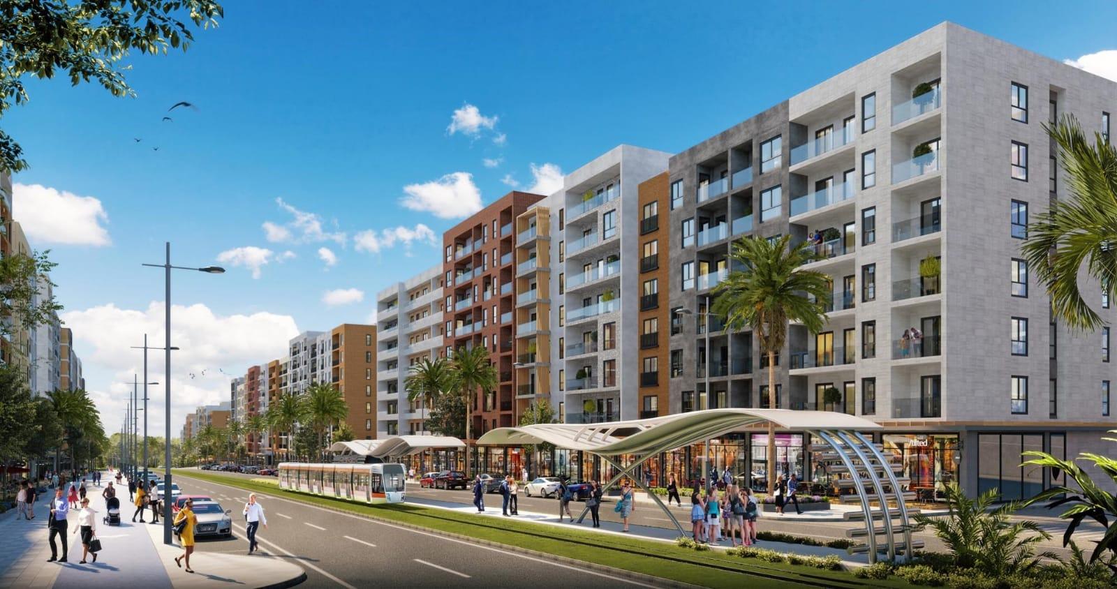 مشروع سكني للاستثمار في العاصمة السياحية…أنطاليا    (  كود المشروع     IC 33  )