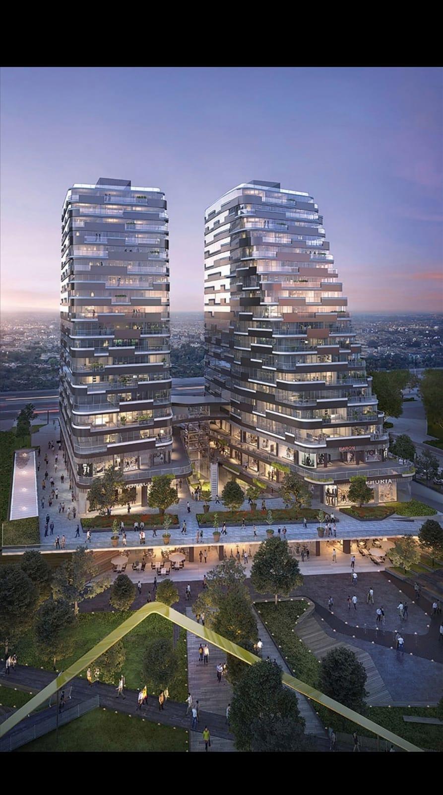 مشروع استثماري مميز في أتاكوي …..اسطنبول      (  كود المشروع     IC 14  )