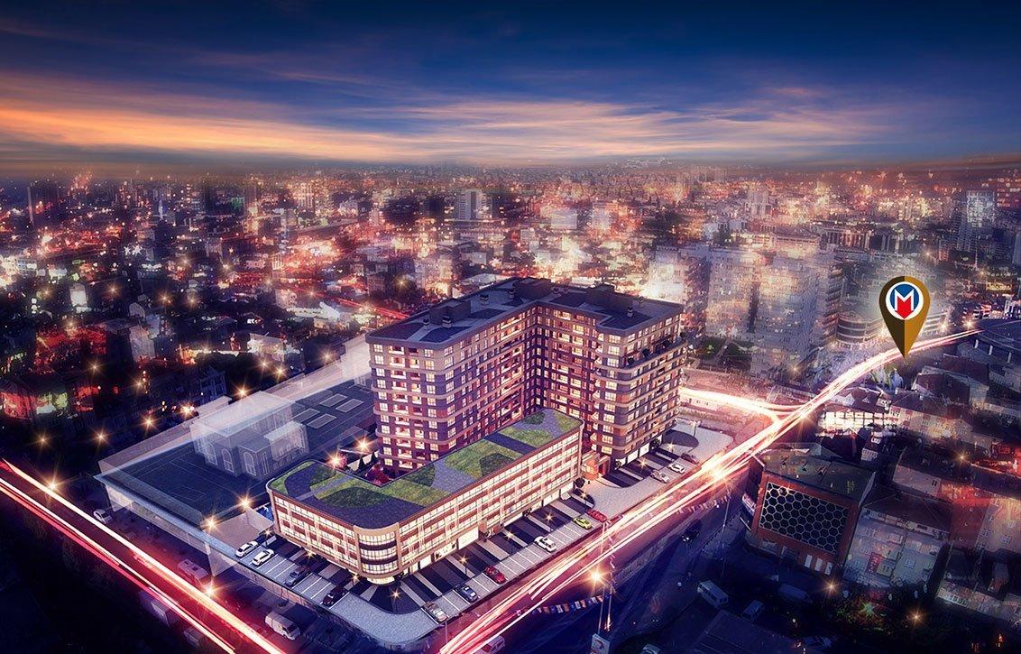 مشروع للاستثمار في كوتشوك تشكمجه….اسطنبول    (   كود المشروع     IC 27  )