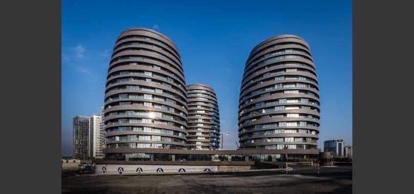 شقة دوبلكس 3+1 في باكركوي…..اسطنبول