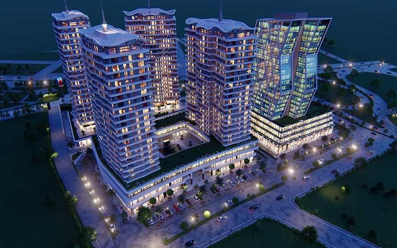 مشروع استثماري بامتياز في غازي عثمان باشا ….. اسطنبول     ( كود المشروع    IC 15   )