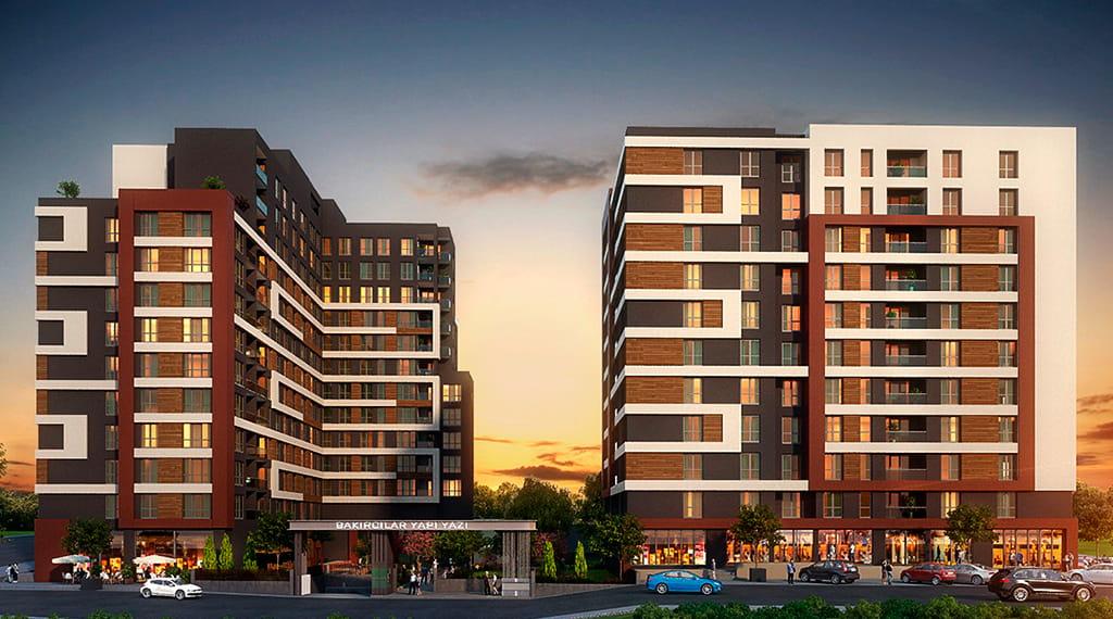 مشروع استثماري في كوتشوك تشكمجه….اسطنبول     ( كود المشروع     IC 26  )