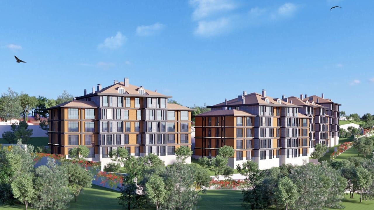 مشروع استثماري في أرناؤوط كوي…اسطنبول   (  كود المشروع     IC 35  )