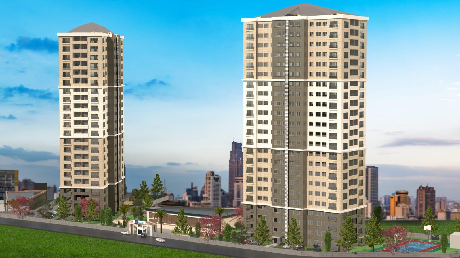 مشروع استثماري في كارتال….. اسطنبول    ( كود المشروع    IC 10  )