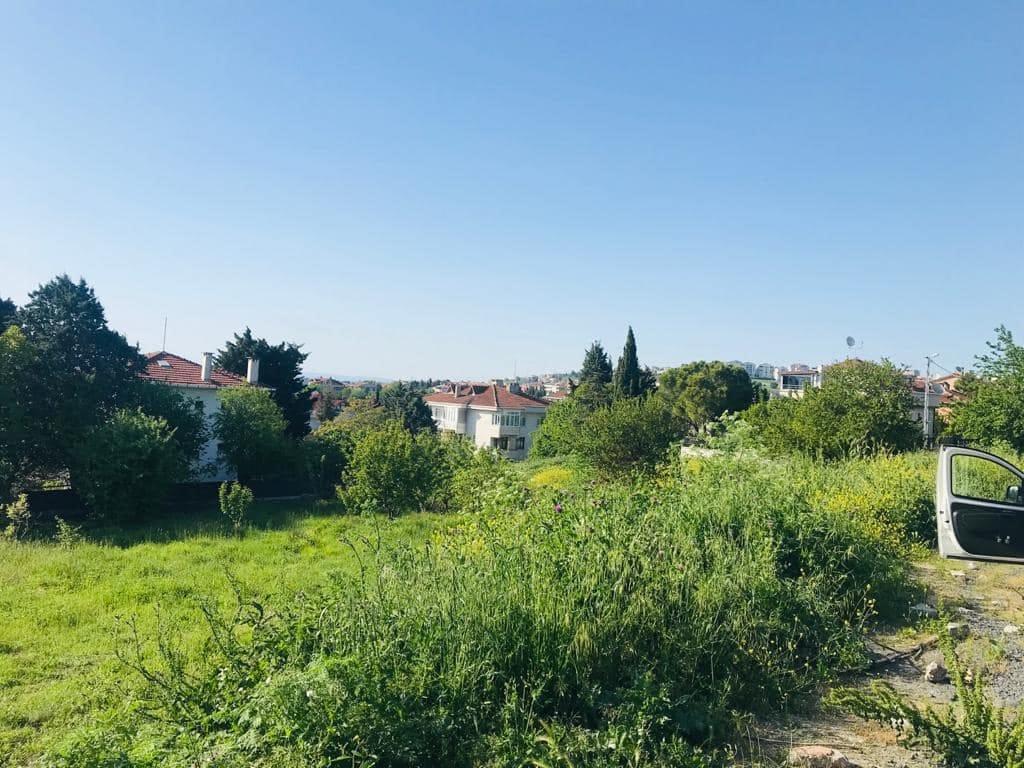 أرض في غور بينار…اسطنبول