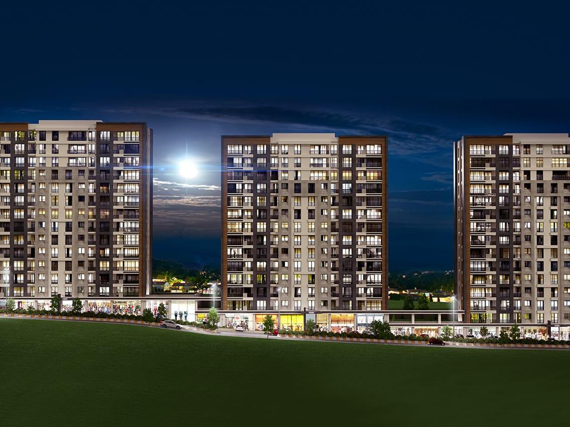 مشروع للاستثمار في بيرام باشا….اسطنبول     (   كود المشروع    IC 22   )