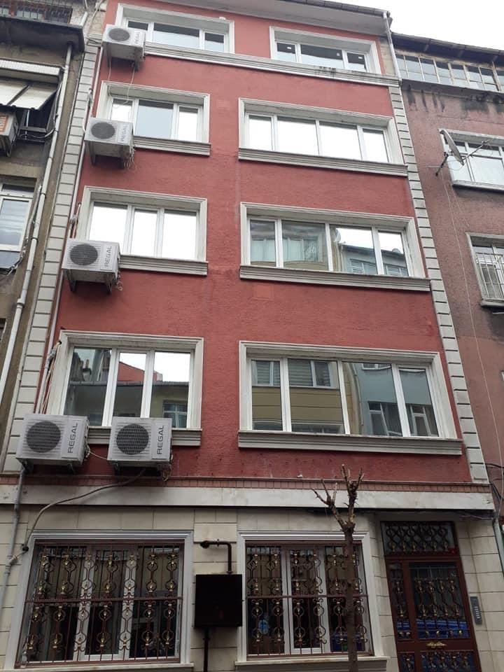بناء في الفاتح… اسطنبول