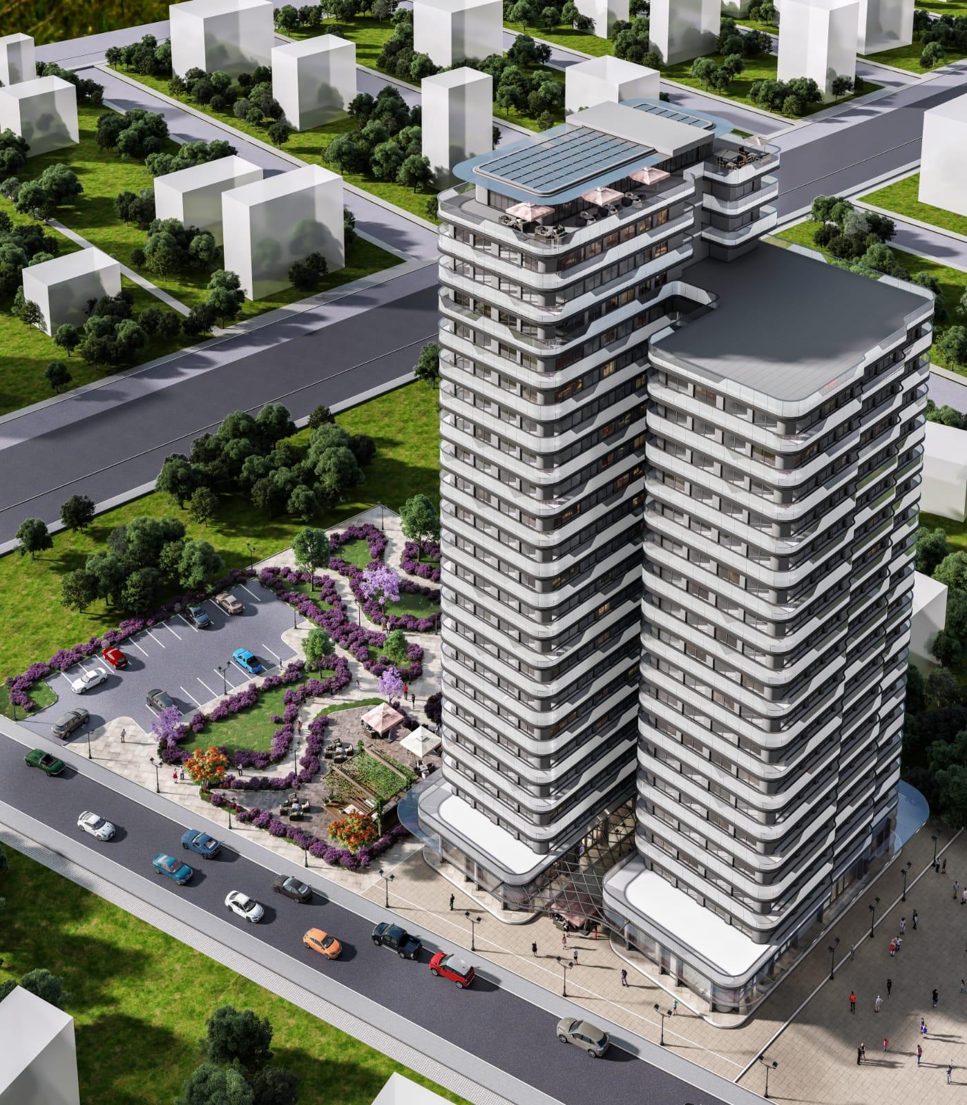 مشروع للاستثمار في أفجلار ….اسطنبول    (  كود المشروع    IC 31  )