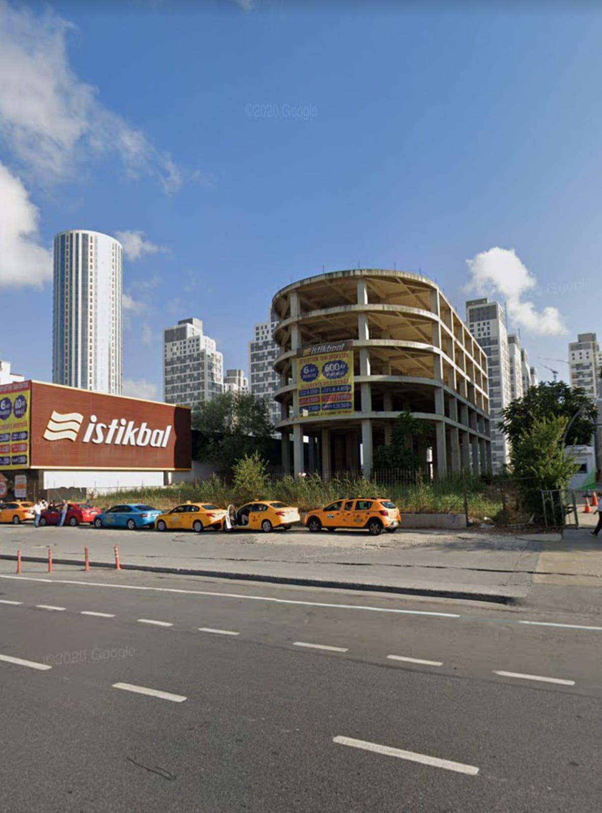 أرض للبيع في بيكنت… اسطنبول