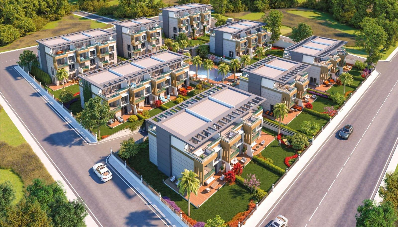 مشروع استثماري في بيوك تشكميجه…..اسطنبول     (  كود المشروع     IC 11  )