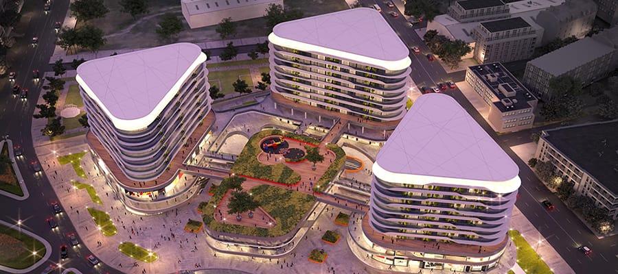 مشروع استثماري في اسطنبول الأوربية     (   كود المشروع     IC 23  )