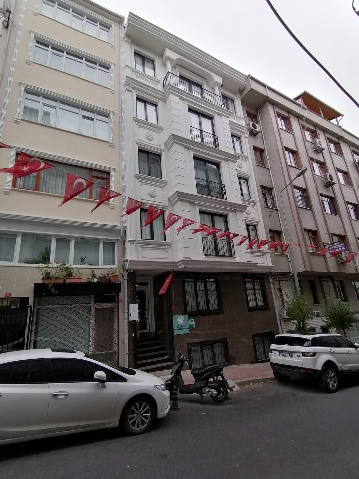بناء سكن طلابي في منطقة الفاتح…اسطنبول