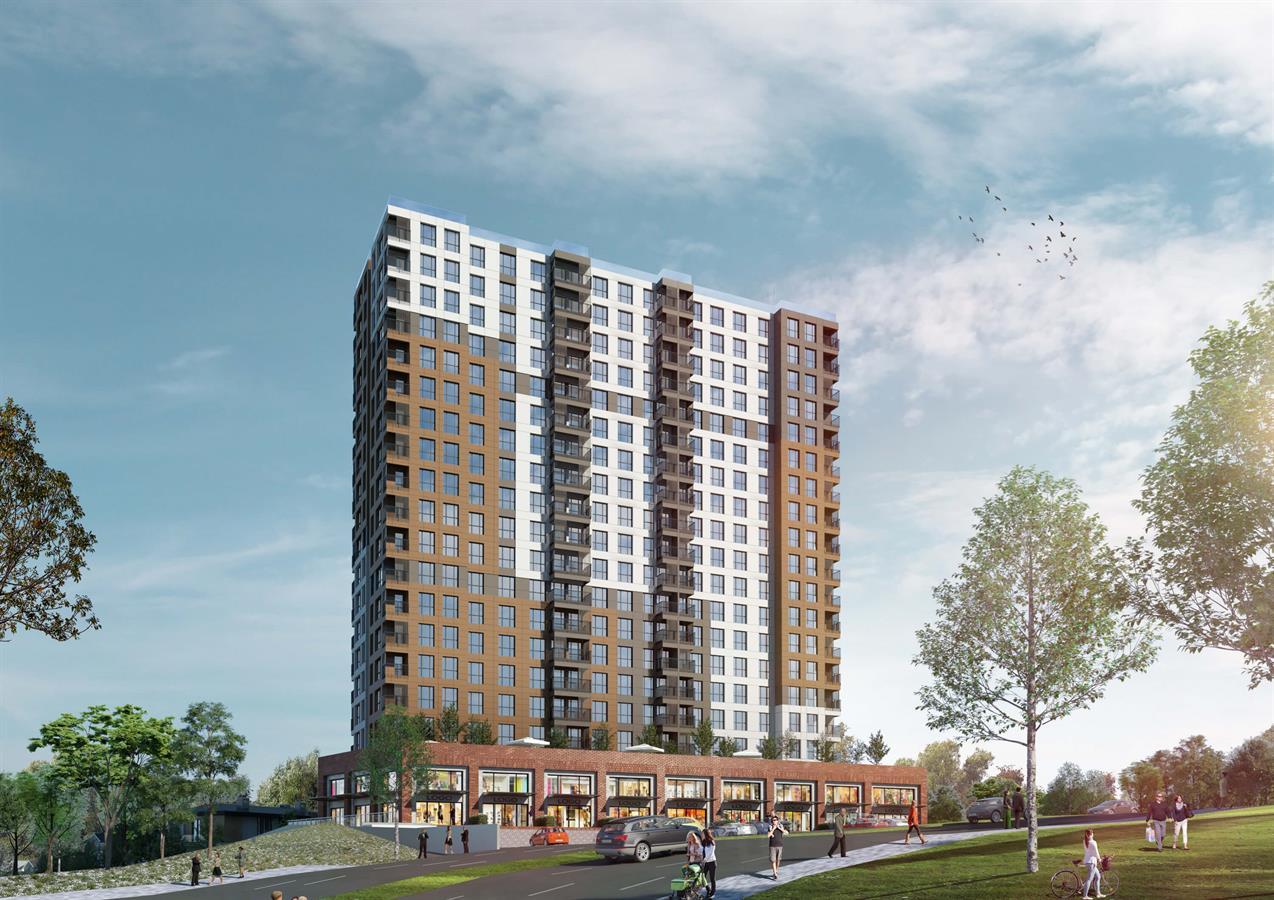 مشروع سكني للاستثمار بموقع وإطلالة مميزة في باشاك شاهير….اسطنبول     (  كود المشروع    IC 38  )
