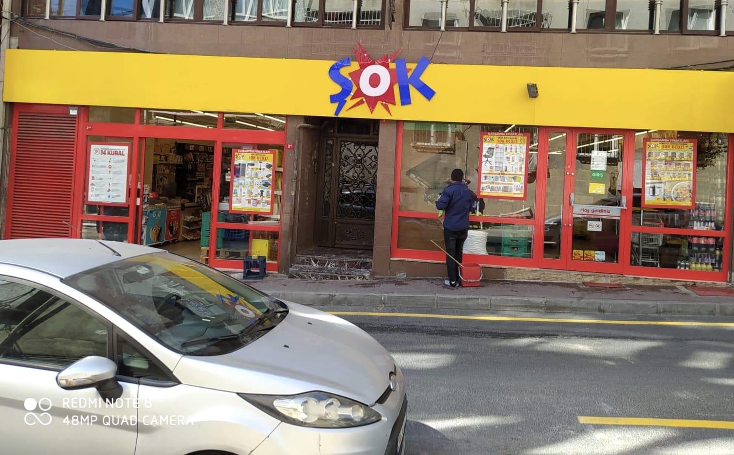 محل للبيع في الفاتح ….اسطنبول