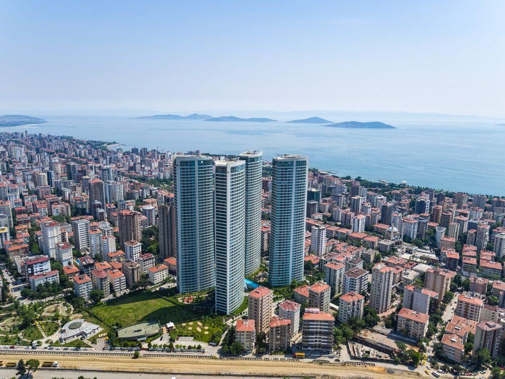 مشروع استثماري في اسطنبول كاديكوي ( كود المشروع IC 52 )