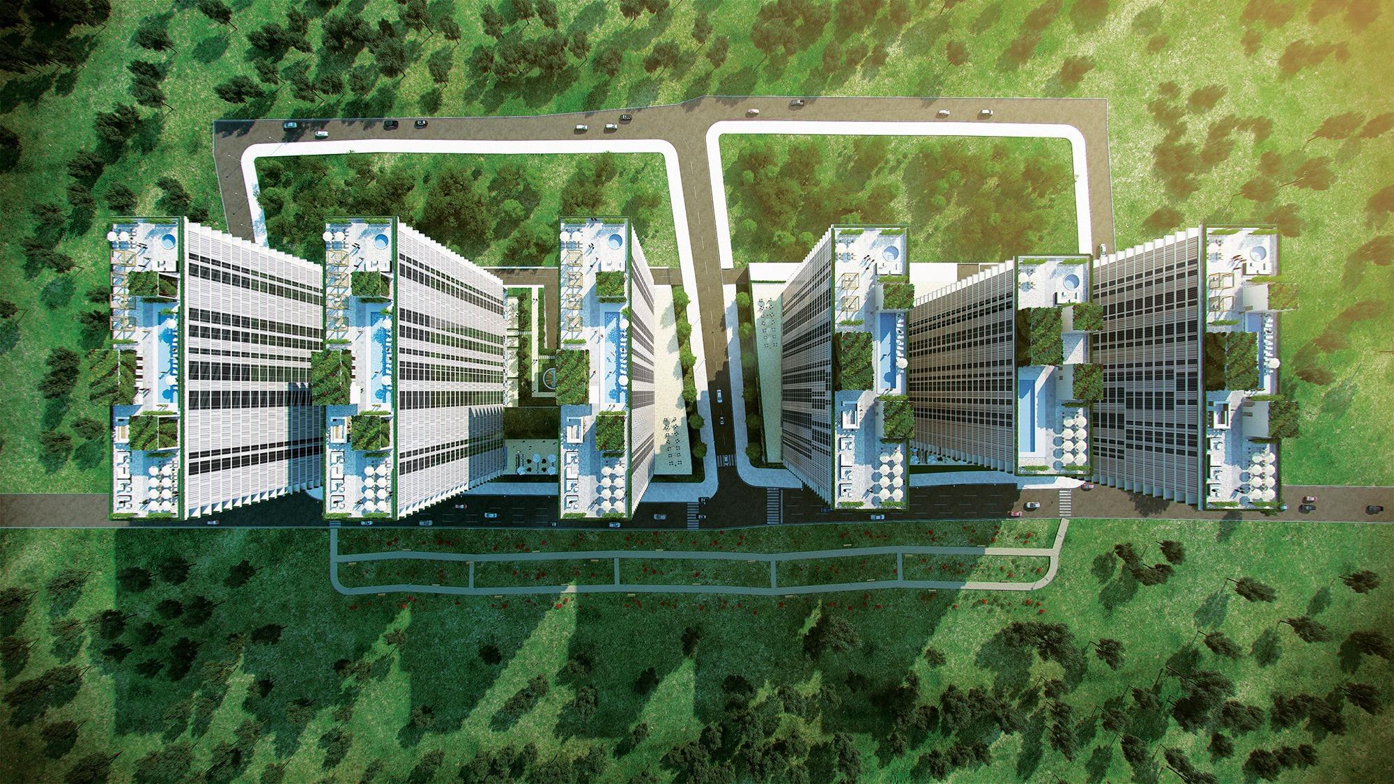 مشروع استثماري في اسطنبول الاناضول كود المشروع ( IC 54 )