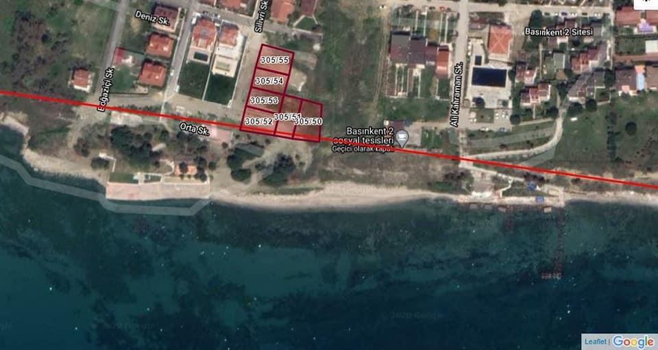 ارض استثمارية للبيع في اسطنبول سيلفري